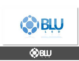 #67 para Logo Design for Blu LED Company por logozayn