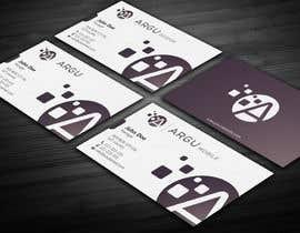 HammyHS tarafından Logo and Business Card Design for Startup için no 80