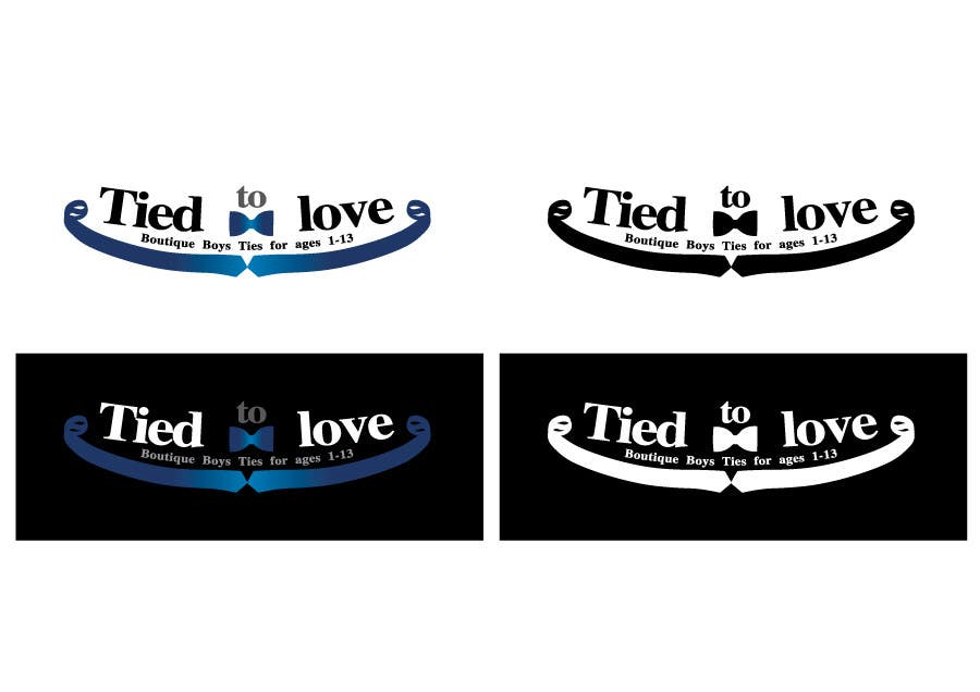 Contest Entry #                                        50                                      for                                         Logo Design for Tied to Love