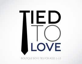 #2 для Logo Design for Tied to Love от Ferrignoadv