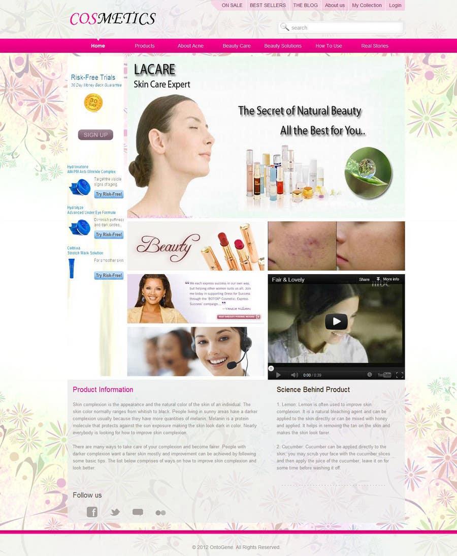 #2 for Website Design for Duplicell LLC by ontogene