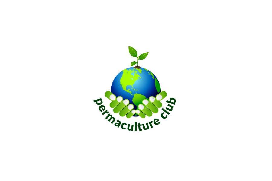 Penyertaan Peraduan #                                        11                                      untuk                                         Design a Logo for Permaculture Club of Canada