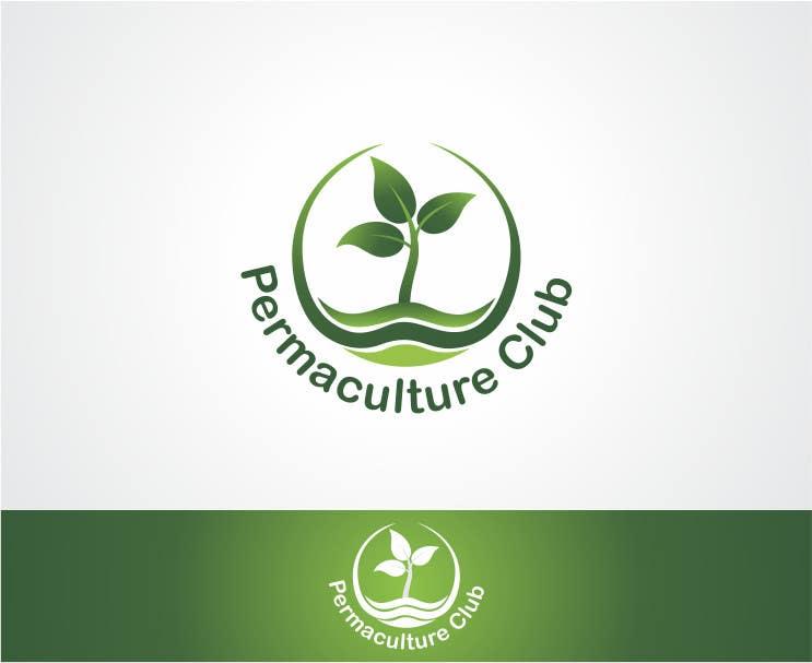 Penyertaan Peraduan #                                        24                                      untuk                                         Design a Logo for Permaculture Club of Canada