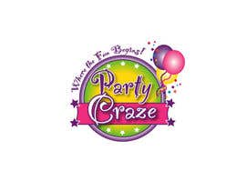 #126 untuk Logo Design for Party Craze.com.au oleh odingreen