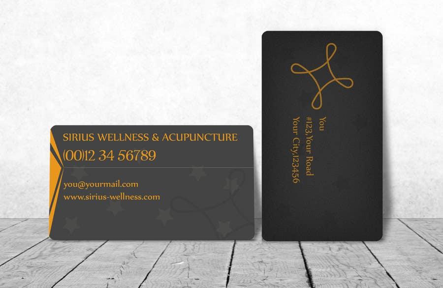Penyertaan Peraduan #                                        10                                      untuk                                         Design Business Card and Logo for a Alternative Medical Clinic