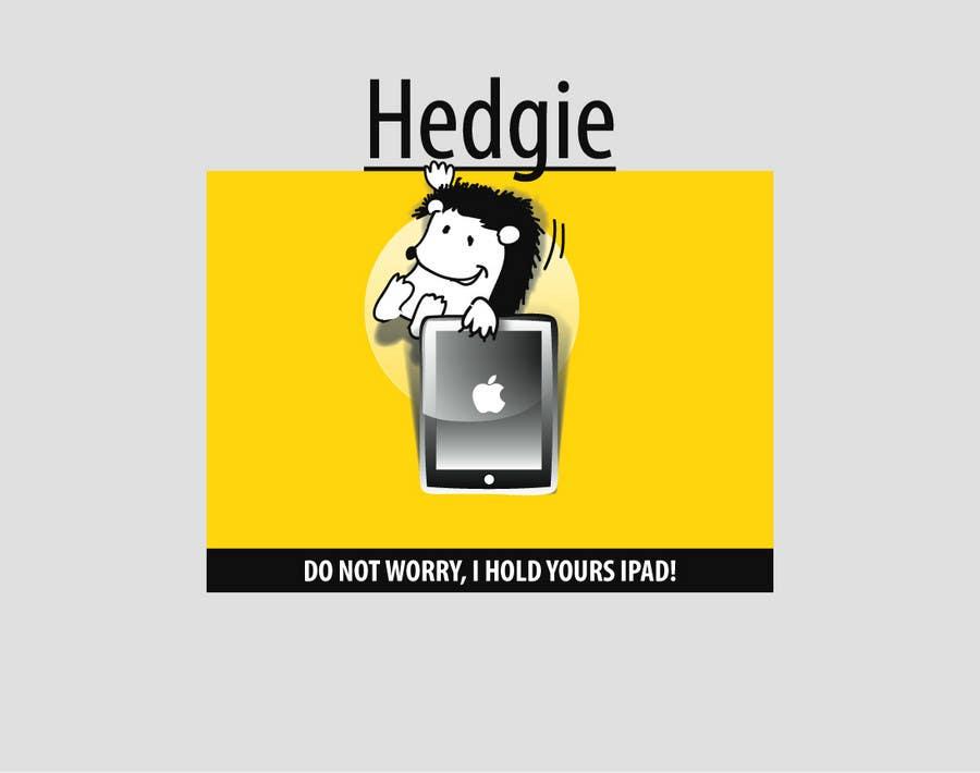 Inscrição nº 4 do Concurso para Graphic Design for Hedgie packaging (Hedgie.net)