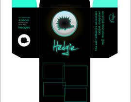 #14 untuk Graphic Design for Hedgie packaging (Hedgie.net) oleh GreenAndWhite