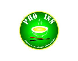 "#75 untuk Logo (for website, restaraunt front and uniforms) and Menu Design for ""PhoInn"" oleh SumairGhaziani28"