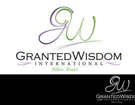 #412 para Logo Design for Granted Wisdom International por SRDesigns1