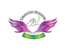 #240 para Logo Design for Granted Wisdom International por funnydesignlover