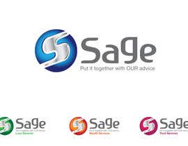 #106 for Logo Design for Sage by jtmarechal