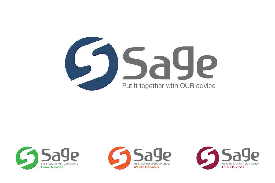 Proposition n°131 du concours Logo Design for Sage