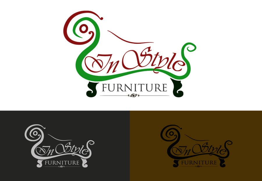 Entry 40 By Ayubouhait For Design A Logo For A Furniture