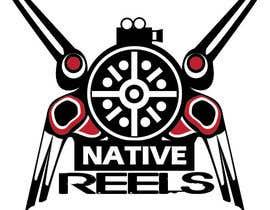 #70 for Native Reels - Logo Design af Suhail10