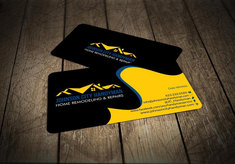 Top Entries - Design some Business Cards for Home Remodeling ...