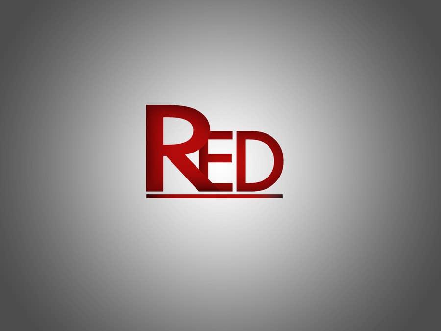 Bài tham dự cuộc thi #                                        27                                      cho                                         Logo Design for Red. This has been won. Please no more entries