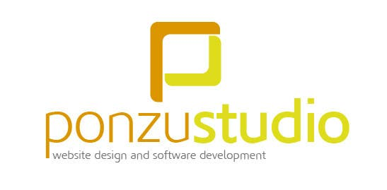 Конкурсная заявка №329 для Logo Design for Ponzu Studio