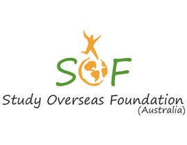 #147 pentru Logo Design for the Study Overseas Foundation (Australia) de către SuaveDesigns