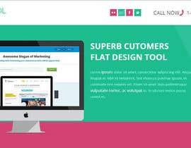 #5 for Design a Wordpress-Template for a paperplane website af basharlouzon