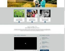 #6 for Design a Wordpress-Template for a paperplane website af zainqayam