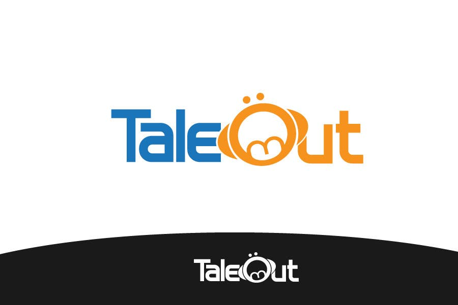 "Contest Entry #83 for Logo Design for ""TaleOut"""