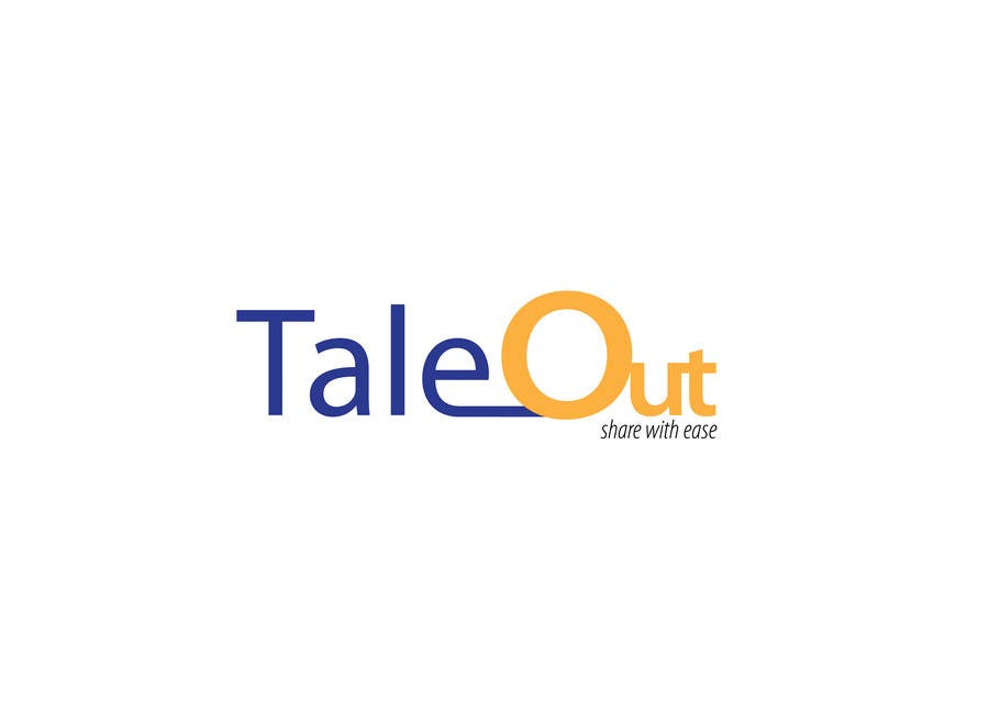 """Contest Entry #236 for Logo Design for """"TaleOut"""""""