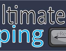 #80 para Logo Design for software product: Ultimate Typing por Stracy7289