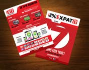 Contest Entry #7 for Design a Flyer for IPTV Company
