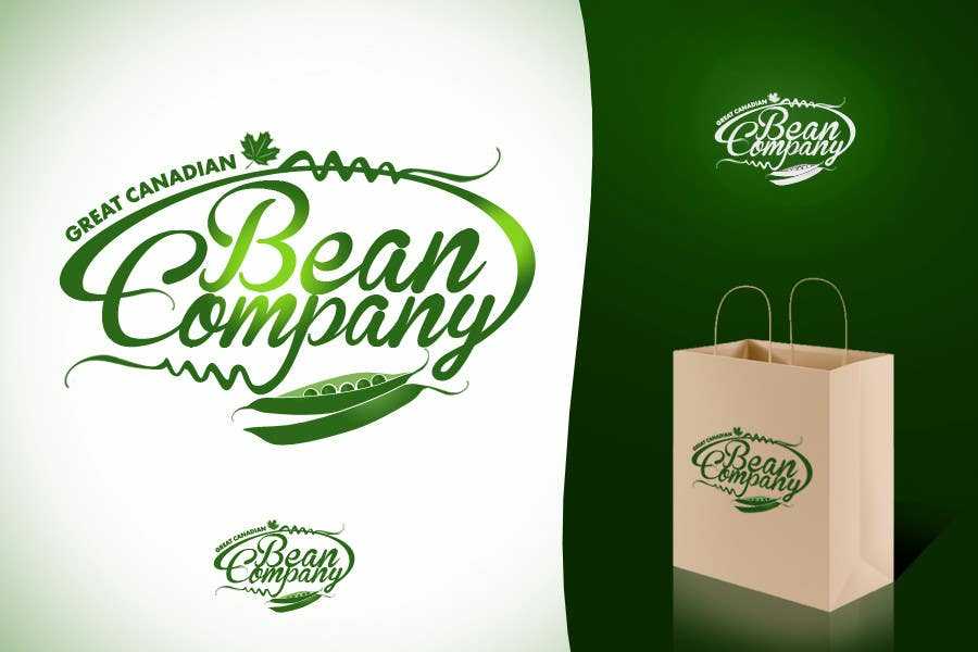 Contest Entry #92 for Logo Design for Great Canadian Bean Company