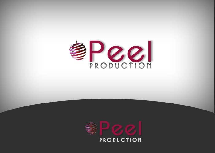 Penyertaan Peraduan #154 untuk Logo Design for Peel Productions
