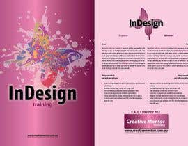 nº 6 pour Brochure Design for Creative Mentor Training par Tiribombel