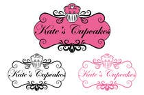 Graphic Design Konkurrenceindlæg #66 for Logo Design for Kate's Cupcakes