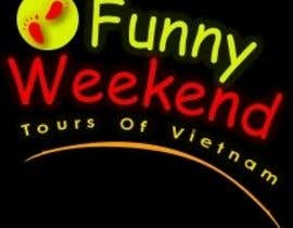 drewcraker2014 tarafından Design Logo for Funny Weekend için no 7