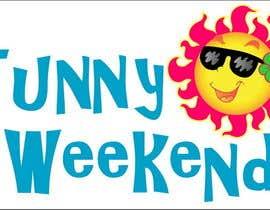 SultanaMB30 tarafından Design Logo for Funny Weekend için no 21
