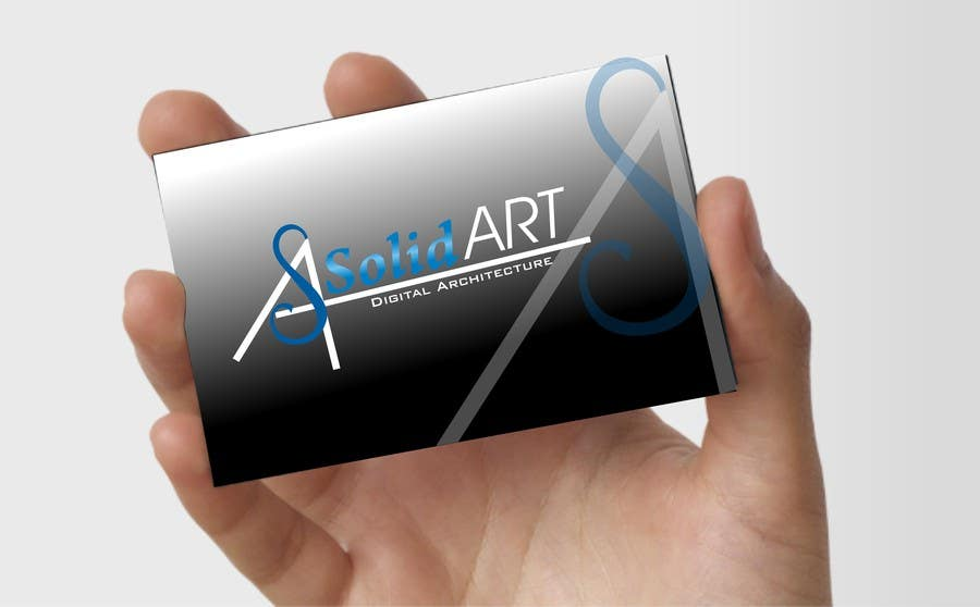 Entry #114 by diwakara74 for Logo and Business Card for 3D Artist ...