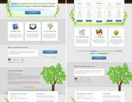 nº 13 pour Website Design for WebSpore par andrewnickell