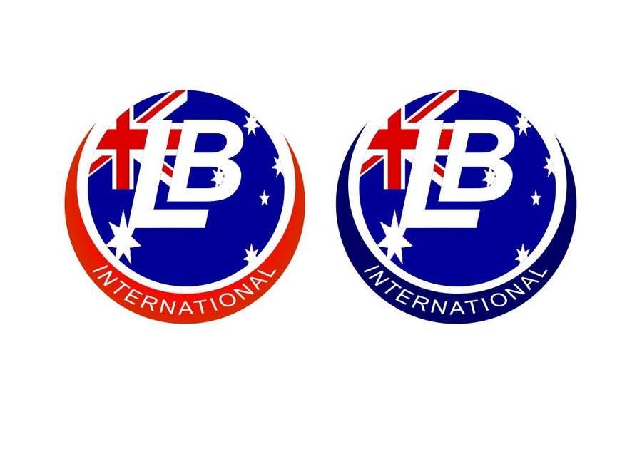 Konkurrenceindlæg #199 for Logo Design for LB Australia