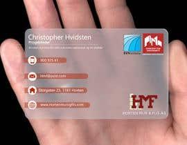 #16 para Design noen visittkort for Horten Mur og Flis AS por JoaoPedroPereira
