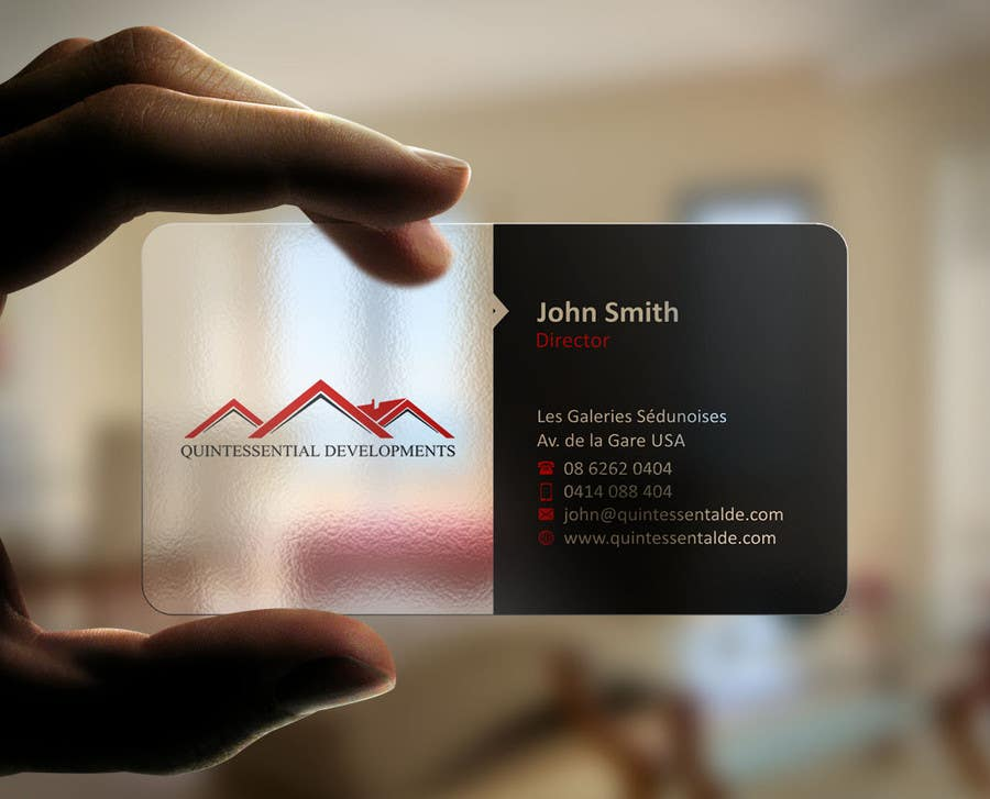 Business Cards Property Developers | Best Business Cards