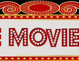 #24 for Movie Marquee Large Header by Carlitacro