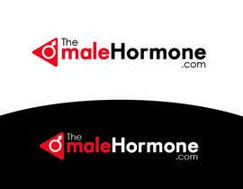 #208 para Logo Design for TheMaleHormone.com por Raenessest