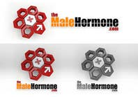 #160 for Logo Design for TheMaleHormone.com by rolandoalbaera