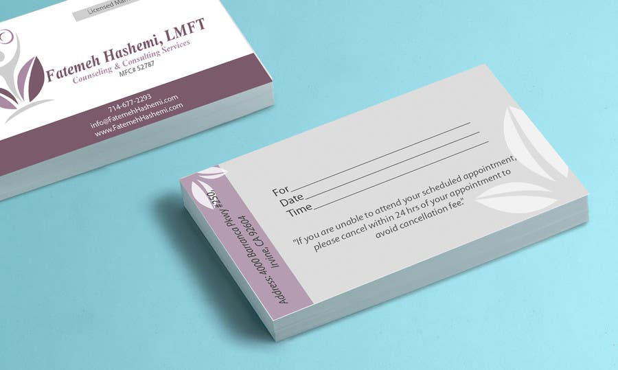 Entry #5 by naturalexa for Business Card and Letter Head design ...