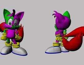 #9 cho Do some 3D character designor bởi madhavanraj
