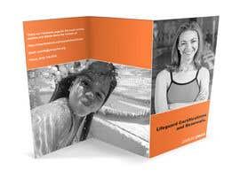 #3 cho YWCA Lifeguard Certification Brochure bởi beatificdesign