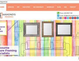 #7 cho Design a Banner for Custom Framing business bởi samazran