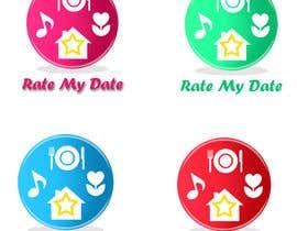 #154 para Logo for a Rating Site por ronit7pencils