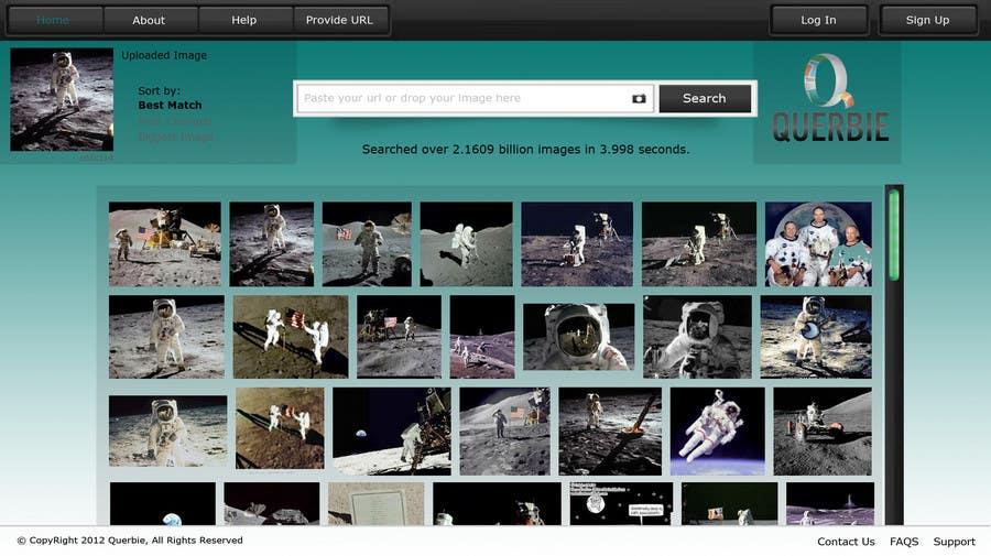 Конкурсная заявка №65 для Website Design for querbie.com