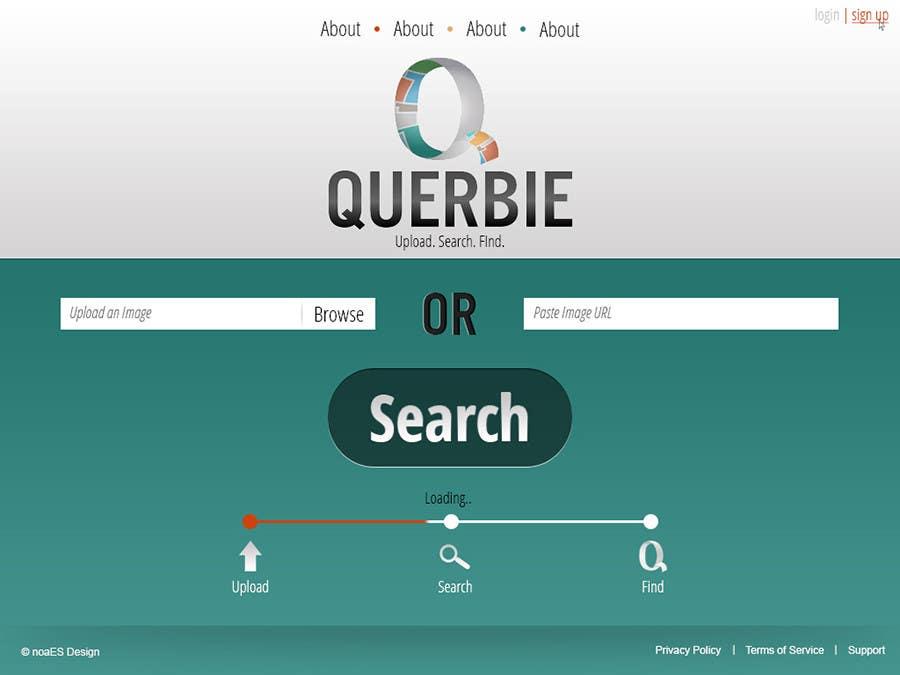 Конкурсная заявка №30 для Website Design for querbie.com