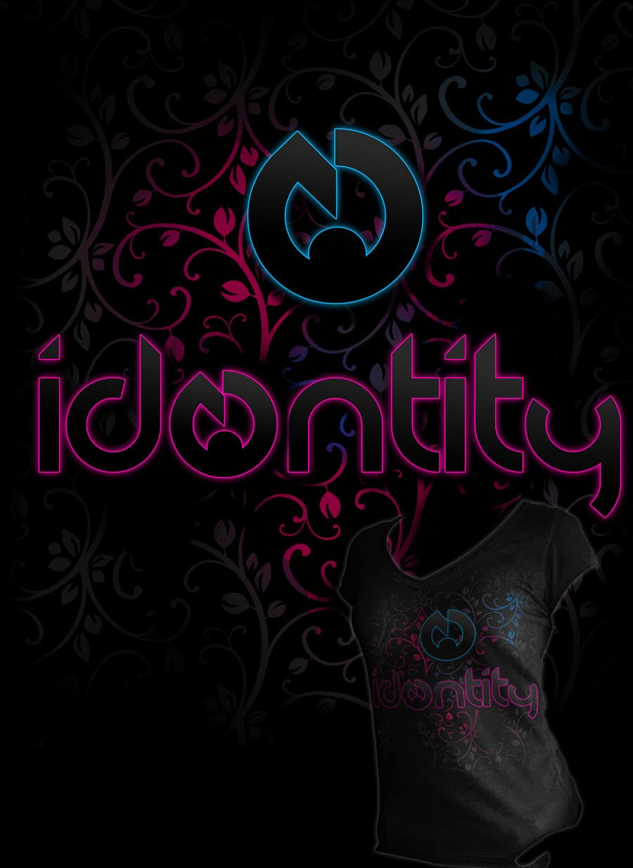 Contest Entry #                                        251                                      for                                         T-shirt Design for IDENTITY